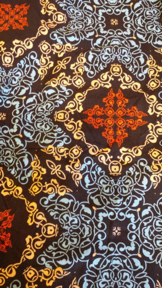 Celtic Knot Print Closeup