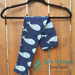 Baby Whale Leggings