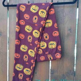 Jack O Lantern Leggings