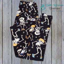Skeleton Dance Leggings