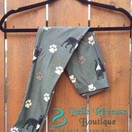 French Bulldog Leggings