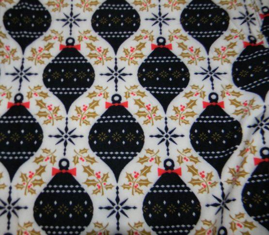 Plus Size Christmas Leggings Ornament Closeup