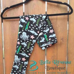 Underwater Scene Leggings