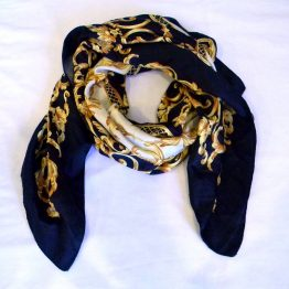 Baroque Fashion Scarf