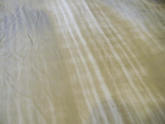 Tan Infinity Scarf Closeup