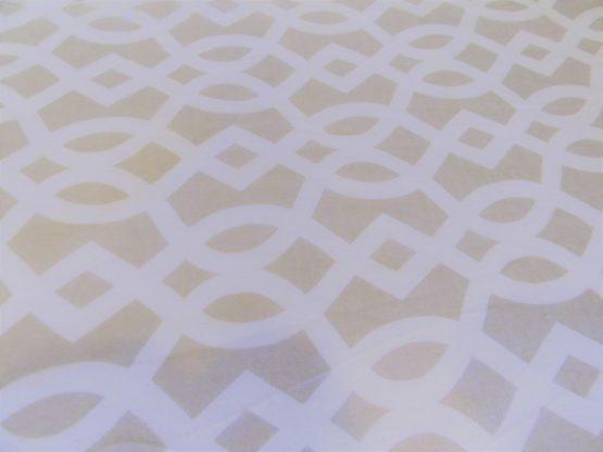 Print Scarf Closeup