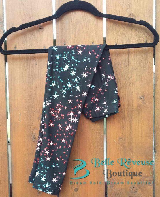 Star Girls Leggings