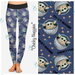 Chicky Nuggies Leggings