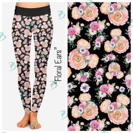 Flower Ears Leggings