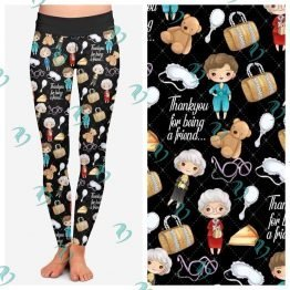 Golden Girls Leggings
