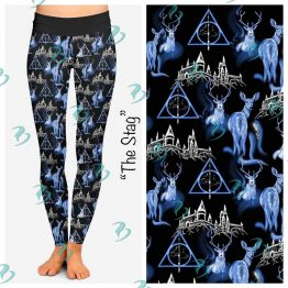 Stag Leggings