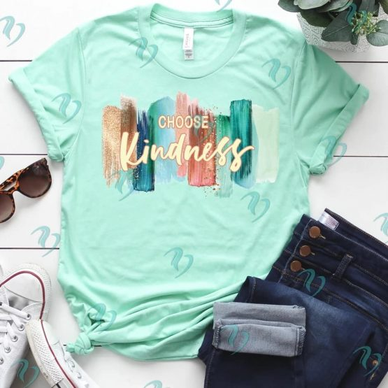 Choose Kindness Graphic Shirt