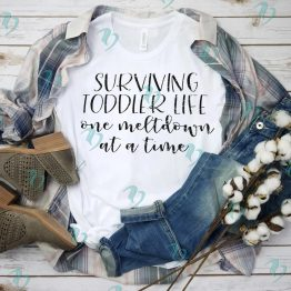 Toddler Life Graphic Shirt