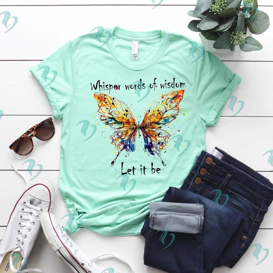 Words of Wisdom Graphic Shirt