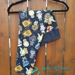 Cartoon Star Wars Leggings