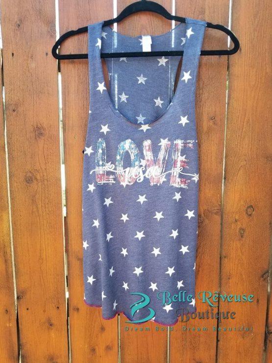 Love USA Graphic Shirt