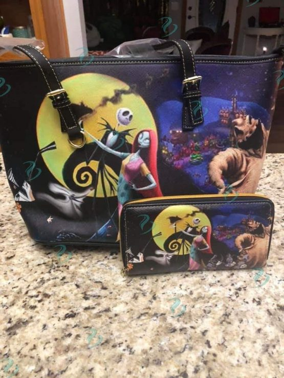 Disney Inspired Purse - NBC In Real Life Purse & Wallet