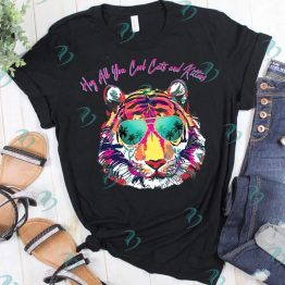 Cool Cats and Kittens Graphic Shirt