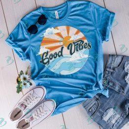 Good Vibes Graphic Shirt