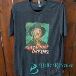 Freddy Krueger Graphic Shirt