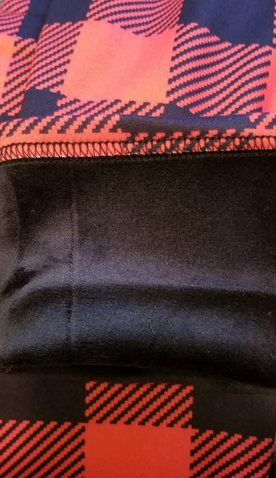 Fleece Lining Close-up