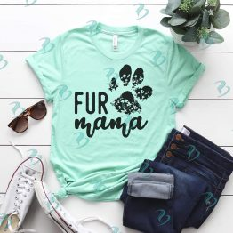 Fur Mama Graphic Shirt