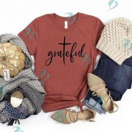 Grateful Graphic Shirt
