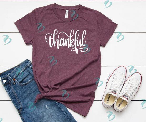 Thankful Graphic Shirt