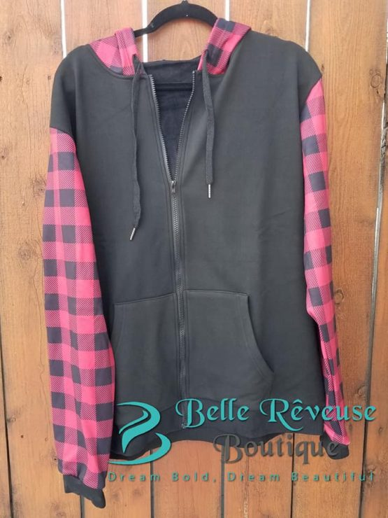 Buffalo Plaid Jacket